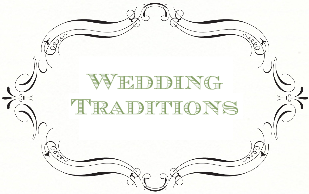 wedding traditions | Married with Style