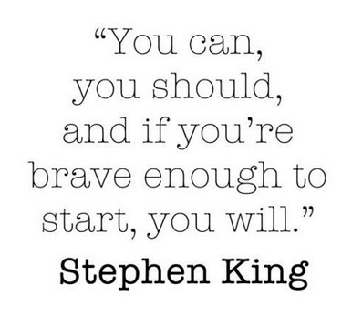 creativity quotes stephen king