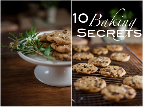 baking secrets baking tips married with style