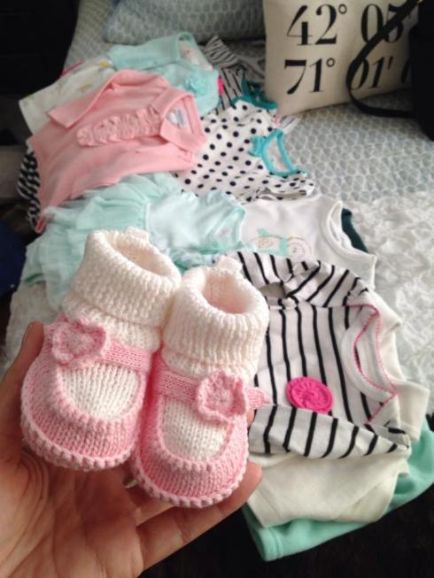 Baby Girl Clothes from Target